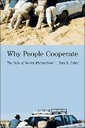 Why People Cooperate