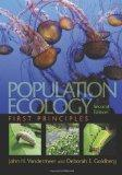 Population Ecology: First Principles (Second Edition)