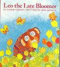 Leo the Late Bloomer - Robert Kraus - Board Book - BOARD