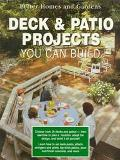 Better Homes and Gardens Deck and Patio Projects You Can Build - Better Homes & Gardens - Pa...