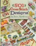 501 Cross-Stitch Designs - Better Homes & Gardens - Hardcover
