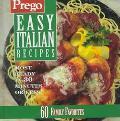 Prego Easy Italian Recipes