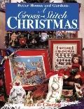 Better Homes and Gardens Cross-Stitch Christmas Handmade Treasures
