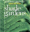 Step-by-Step Shade Gardens - Better Homes & Gardens - Paperback