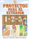 Proyectos Para El Exterior 1 2 3 Patios, Terrazas, Senderos, Munros, Cercas, Cobertizos, Jar...