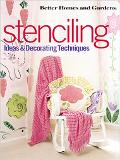 Stenciling Ideas and Decorating Techniques Ideas & Decorating Techniques