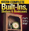 Complete Built-Ins Shelves & Bookcases