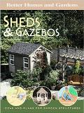 Sheds & Gazebos Ideas and Plans for Garden Structures
