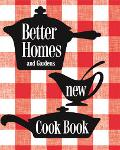 Better Homes & Gardens New Cook Book Original 1953 Edition
