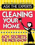 Ask the Experts Cleaning Your Home Cleaning Your Home 601 Secrets The Pros Know