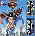 Superman Returns 16 Amazing Sounds!  Official Movie Book