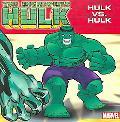 Incredible Hulk Hulk Vs. Hulk