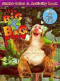 It's a Big Big World Jumbo Color & Activity Book