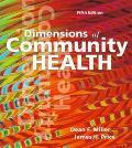 Dimensions of Community Health