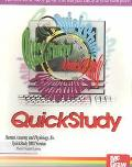 Human Anatomy and Physiology: Quickstudy DOS Version