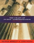 Craft of Public Administration