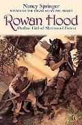 Rowan Hood Outlaw Girl of Sherwood Forest