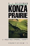 Konza Prairie:tallgrass Natural Hist.