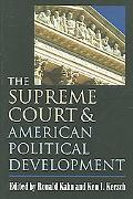 Supreme Court and American Political Development
