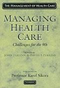 Managing Health Care - John J. Glynn - Paperback
