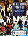 Mental Health Promotion: Policy, Practice and Partnerships - Gary F. McCulloch - Paperback