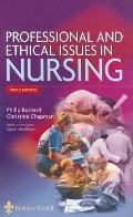 Professional Ethical Issues in Nursing