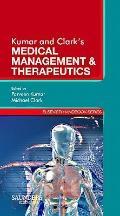 Handbook of Medical Therapeutics