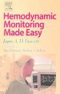 Hemodynamic Monitoring Made Easy