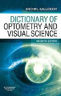 Dictionary of Optometry and Visual Science