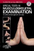 Special Tests in Musculoskeletal Examination: An evidence-based guide for clinicians (Physio...