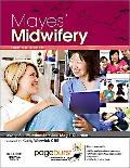 Mayes' Midwifery P+E: A Textbook for Midwives