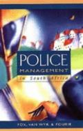 Police Management in South Africa