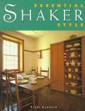 Essential Shaker Style - Tessa Evelegh - Paperback