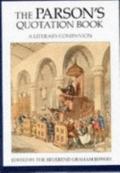 Parsons Quotation Book