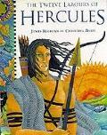 Twelve Labours of Hercules - James Riordan - Paperback