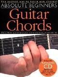 Absolute Beginners Guitar Chords