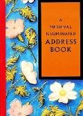Medieval Illuminated Address Book