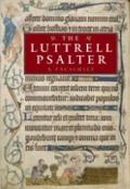 Luttrell Psalter A Facsimile