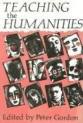Teaching the Humanities