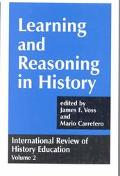 International Review of History Education Learning and Reasoning in History
