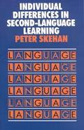 Individual Differences in Second-Language Learning