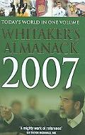 Whitakers Almanac 2007