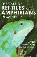 Care of Reptiles+amphibians In...