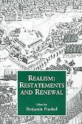 Realism: Restatements and Renewal - Benjamin Frankel - Paperback