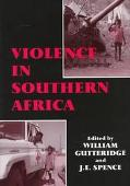 Violence in Southern Africa - J. E. Spence - Hardcover