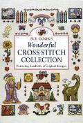 Sue Cook's Wonderful Cross Stitch Collection Featuring Hundreds of Original Designs