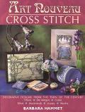 Art Nouveau Cross Stitch Decorative Designs from the Turn of the Century