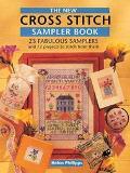 New Cross Stitch Sampler Book