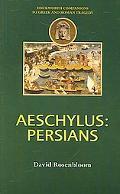 Aeschylus Persians