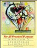 For All Practical Purposes: Introduction to Contemporary Mathematics